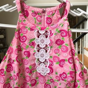 Lilly Pulitzer Sz 4 Sun Dress